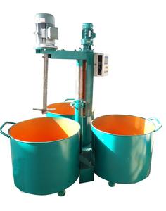 多桶涂料搅拌机