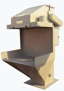 4Open type pour sand machine